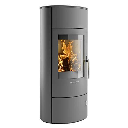 Oranier 5449 29 Polar W+ 2.0 - Estufa de acero fundido, A+, color gris