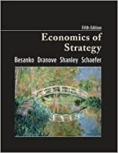 Economics of Strategy 5th (fifth) edition Text Only