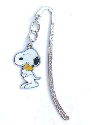 Snoopy bookmark - with Woodstock