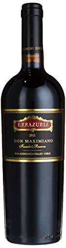 Vina Errazuriz Don Maximiliano 2011 trocken (1 x 0.75 l)