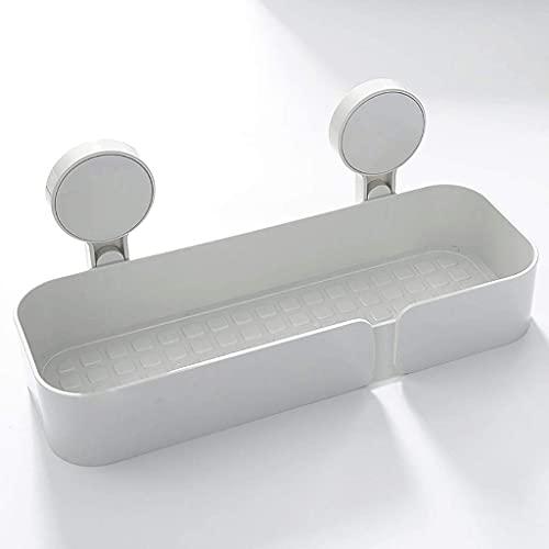バスルームウォールオーガナイザー、シャワーキャディ壁掛け式接着剤、タオルラック付き歯ブラシシャンプーホルダーシャワー収納用