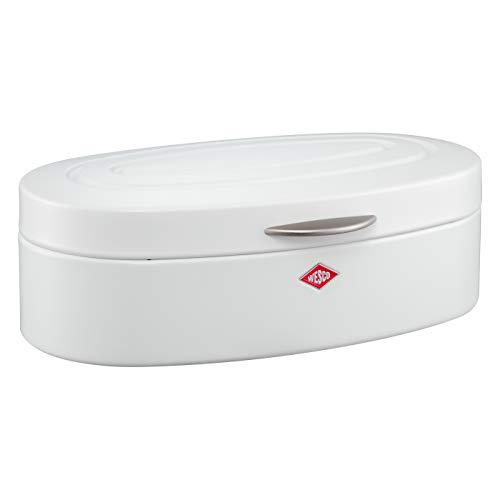 Wesco 236 201-74 ELLY chlebak ze stali nierdzewnej, biały