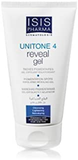 ISIS Pharma UNITONE 4 reveal gel 40ml -Pigmentation spots and Exfoliating revealing gel cleanser