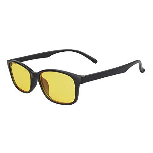 ZZALLL Männer Frauen Anti Blaulicht Computer Gaming Brille Unisex Brille Brille Anti Ermüdung Anti Strahlung