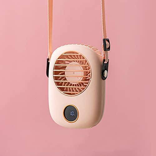Nuevo ventilador de cuello perezoso ventilador portátil USB mini escritorio pequeño ventilador cuello ventilador