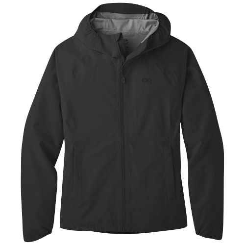 Outdoor Research Women's Motive AscentShell Jacket - Lightweight Waterproof Jacket