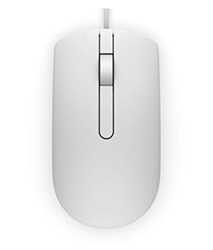 Dell Optical Mouse White MS116-WH CES-3(B) NMB-3(B)
