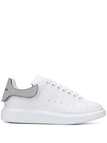 Alexander McQueen Luxury Fashion Herren 625161WHYB79129 Weiss Leder Sneakers | Herbst Winter 20