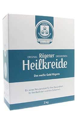 Original Rügener Dreikronen-Heilkreide 2kg