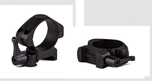 Konus Quick Release Montageringen 30 mm Laag