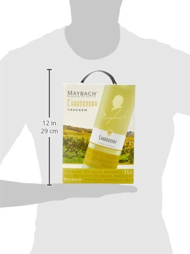 Maybach Chardonnay trocken Bag-in-box (1 x 3 l) - 3