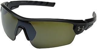 Under Armour Mens Wrap Sunglasses 63 mm UA RAGE SATIN REALTREE XTRA//BLACK FRAME//GRAY LENS ANSI