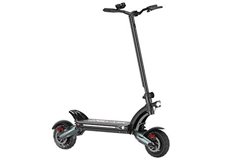 NANROBOT D6+ City Electric Scooter -Portable Folding 2000W Motor Power 52V 26AH 10' Tires 40 MPH