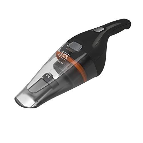 BLACK+DECKER NCV115JL-QW - Aspirador de mano sin cable 3.6 V (1.5Ah), 325 ml