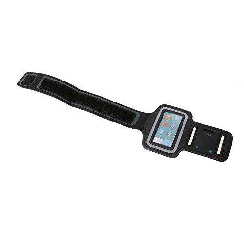 Brazalete Deportivo Funda de Cuero Cubierta de Bolsa para Apple iPod Touch Nano Mp3 Mp4 37MC