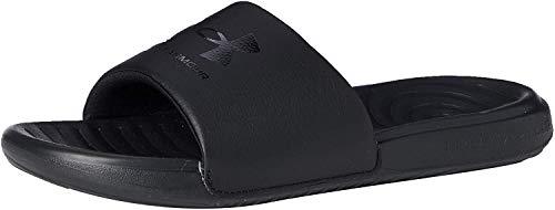 Under Armour Men#039s Ansa Fix Slide Sandal Black 003/Black 9