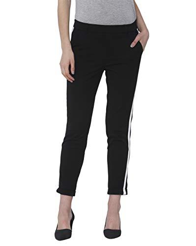 Vero Moda damespak met strepen, stoffen broek