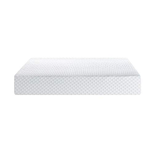 Great Features Of YISHENG Premium Three-Dimensional Knit Modern 10 Inches Gel Memory Foam Mattress(5...