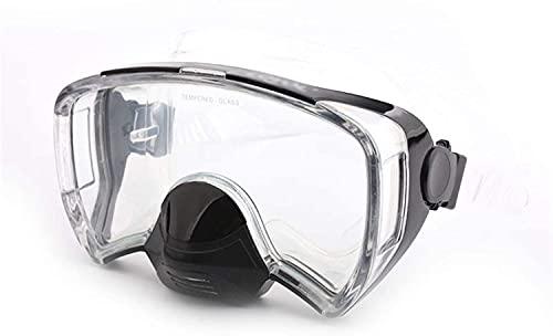 Mascara Buceo Máscaras de buceo Máscara de snorkel Máscaras de buceo de buceo Anti niebla Gafas de natación profesional Gafas bajo el agua Equipo de buceo de snorkel Equipo de snorkel profesional para