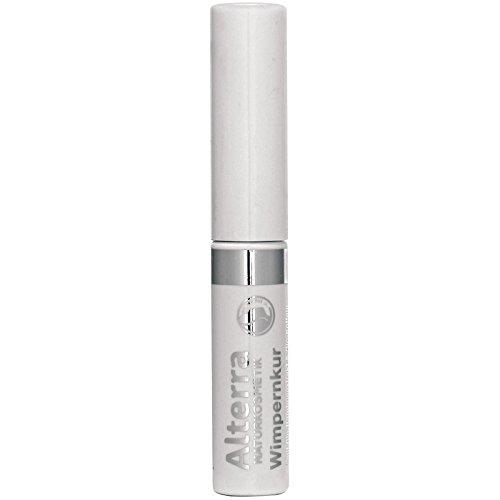 Alterra Wimpernkur 1 Stück mit Bio-Bambusextrakt & Bio-Koffein, regeneriert & stärkt Ihre Wimpern, kann bei regelmäßiger Anwendung das Wimpernwachstum erhöhen, Naturkosmetik