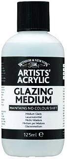glazing acrylic painting