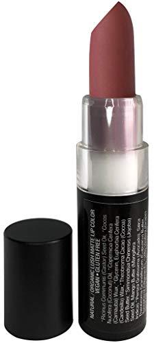 Mom's Secret Natural Matte Lipstick, Organic, Long Lasting, Vegan, Gluten Free, Cruelty Free, Made...