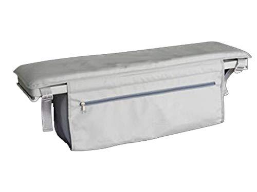 VIAMARE Stauraumtasche mit Sitzbankpolster 81 cm Bootstasche für Schlauchboot