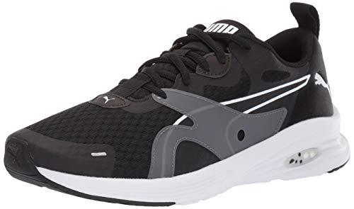 Puma Hybrid Fuego - Zapatillas de Deporte para Hombre, Color Negro, Talla 45.5 EU
