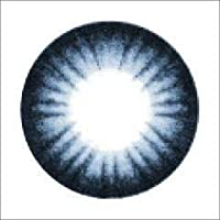 FAIRY( フェアリー ) プリンセス 【 ブルー 】 カラコン 1ヶ月 1箱1枚入【 度あり 】 【PWR】-6.5
