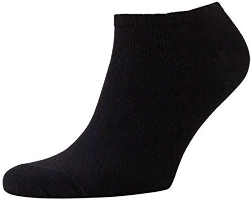 Donnay Sneaker Socken Molecule Junior Schwarz 3 Paar Größe 27/30