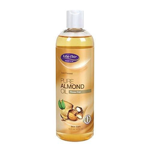 Pure Almond Oil, Skin Care, 16 FL oz...
