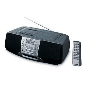 Sony CFD-S38L tragbarer CD-Radiorekorder schwarz