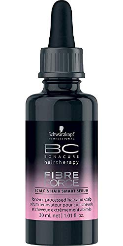 Schwarzkopf Bonacure Fibre Force Scalp und Hair Smart Serum, 1er Pack, (1x 30 ml)