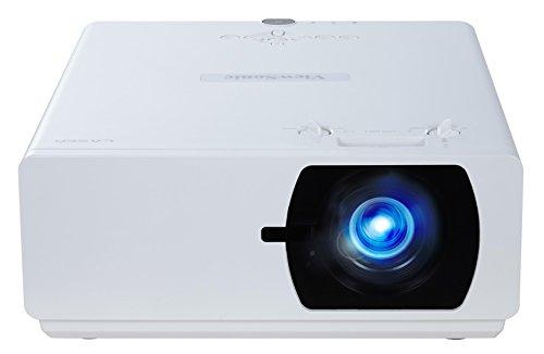 ViewSonic LS800HD 5000 ANSI Lumens Full HD 1920 x 1080 DLP, Láser, Instalación - Blanco