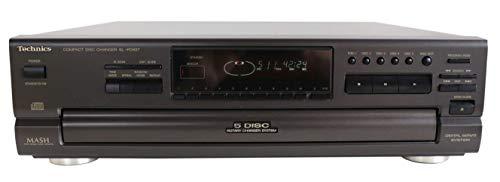 Technics SL-PD 887 CD Wechsler 5- fach