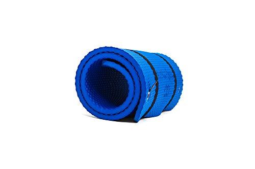 Bootymats Pro - Colchoneta Fitness Butt Workout Extra Acolchada. Máximo Confort y Comodidad: Fitness, Pilates, Suelo pélvico, Estiramientos. Medidas: 160 x 60 cm. Grosor: 19 mm