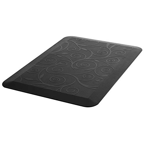 Allcam AFM02 Anti-Fatigue Mat for Office & Kitchen, Companion for Standing...