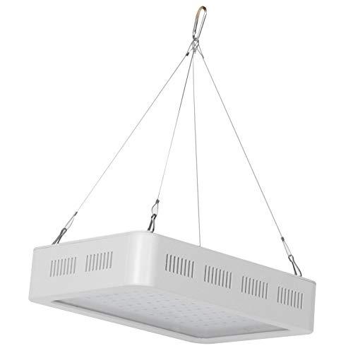 LED Grow Llight, Lámpara de cultivo de plantas de invernadero de diseño de refrigeración colgante, Vegetales de(European standard 85-265V)