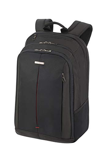 Samsonite Guardit 2.0, 17.3 Pollici Zaino Porta PC, 48 cm, 27.5 L, Nero (Black)