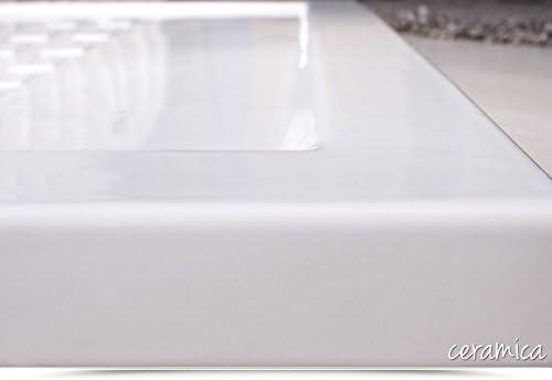 Ceramica Althea Piatto Doccia Ito 80x80x5 5h Amazon It Fai Da Te