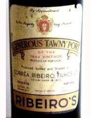 RIBIERO Generout Tawny Port 1944, Porto