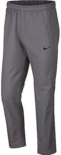 Nike M NK Dry Pant Team Woven Pantalon, Homme, MultiCouleure (Gunsmoke noir noir)