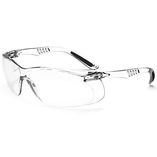 Anti Fog Safety Glasses Anti Scratch Surround Mirror Non-Slip Handle