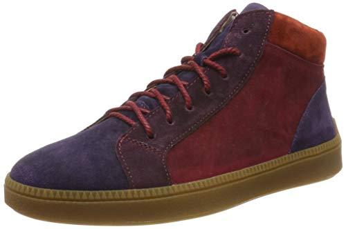Think! Damen TURNA_585046 Hohe Sneaker, Mehrfarbig (Lila/Kombi 31), 37 EU