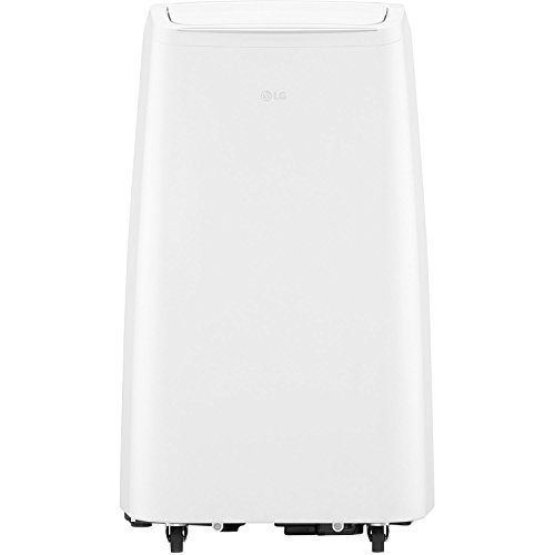 LG LP0818WNR Portable, White 115V Air Conditioner, Rooms up to 200-Sq. Ft,