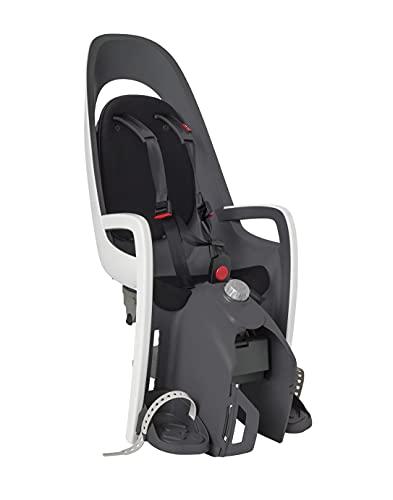 HAMAX Unisex Babytrage Caress Kindersitze, schwarz/Weiß,Einheitsgröße EU