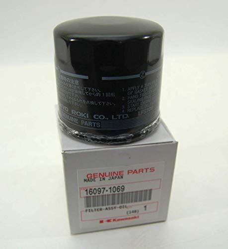 Kawasaki OEM Replacement Oil Filter Mule 2510 3010 4010 16097-1069