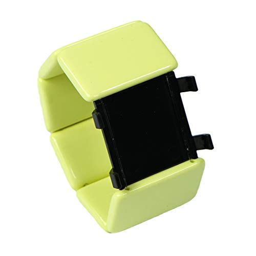 S.T.A.M.P.S. Stamps Armband Belta Classic Iris Yellow