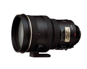 Nikon AF-S VR NIKKOR 200mm f/2G IF-ED Nero