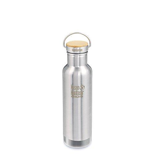 Klean Kanteen Bouteille isotherme Reflect en acier inoxydable brossé 590 ml
